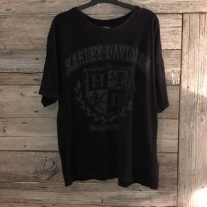Harley-Davidson Men's Vintage T-Shirt Medium
